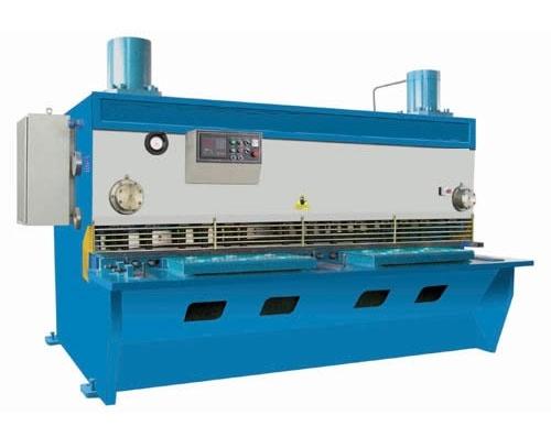 guillotine cutting machine