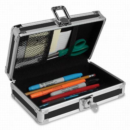 China Pencil Box (HC-PL-001-B) - China pencil box, aluminum case