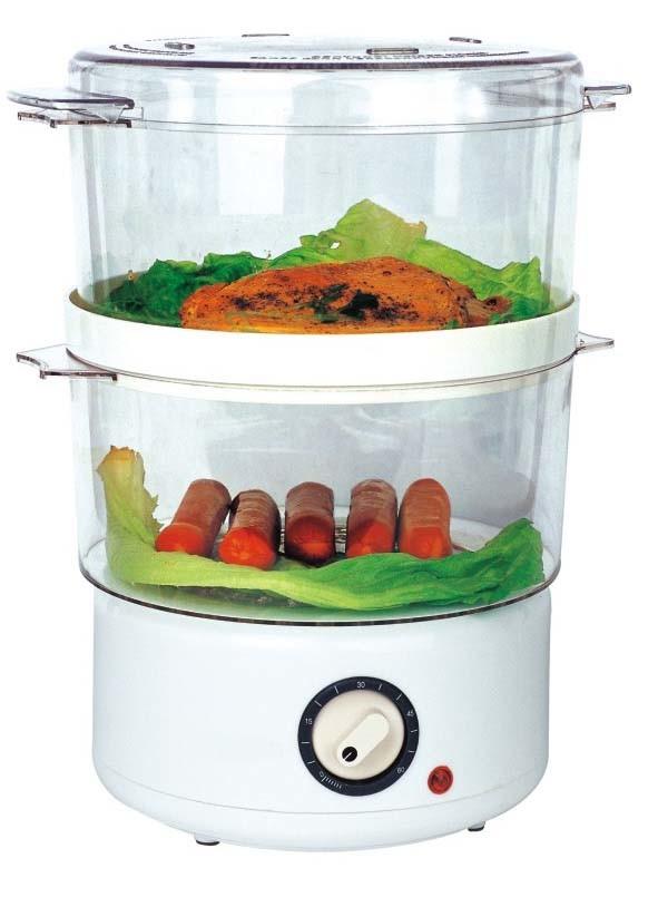 Electric Food Steamer ~ Electric food steamer fs a china