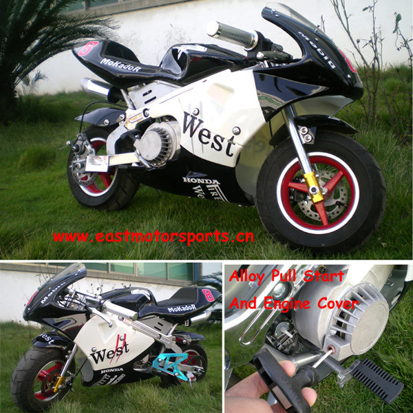 49CC High Quality Pocket Bike (WVPR-03)