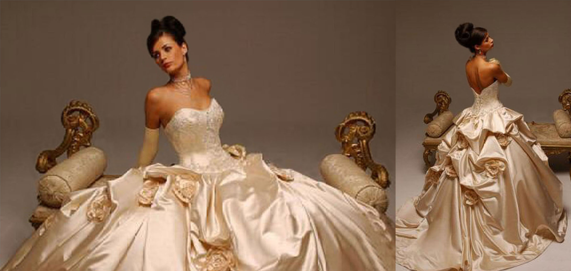 Princesses dresses dream dresses ball gowns wedding for Wedding dresses in color