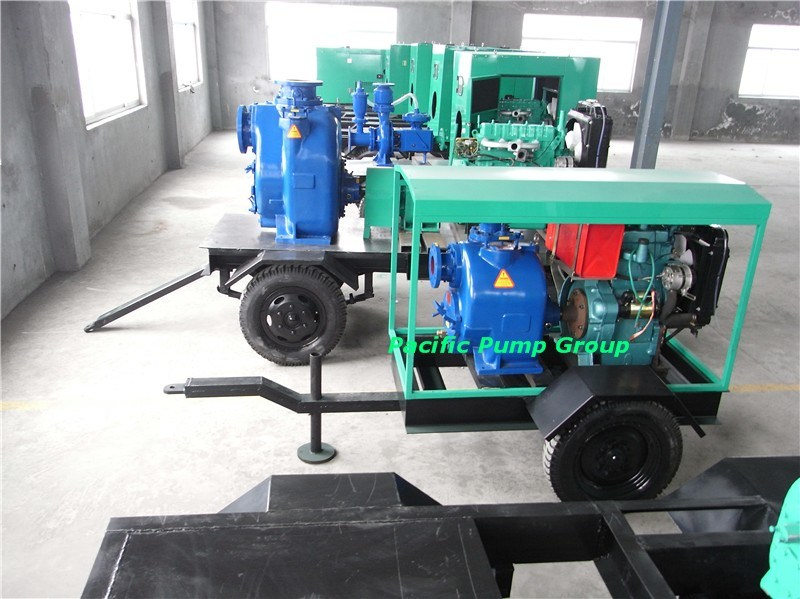 Self-Priming Pump (T)