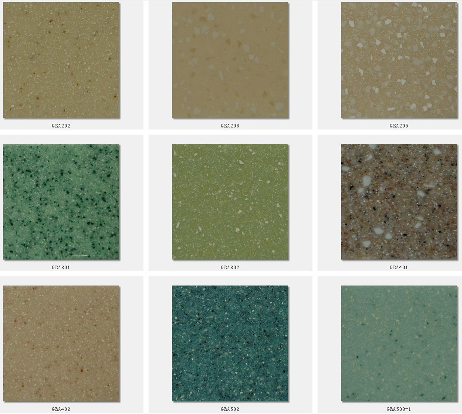 China Solid Surface Countertops China Acrylic Solid Surface