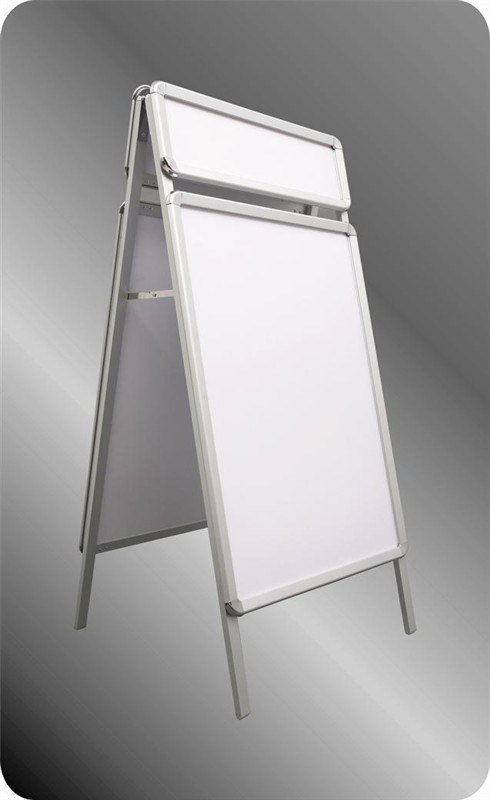 Clear poster board
