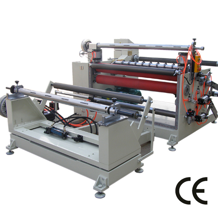 Automatic Multi-Function Laminating and Slitter Machine (HX-1300)