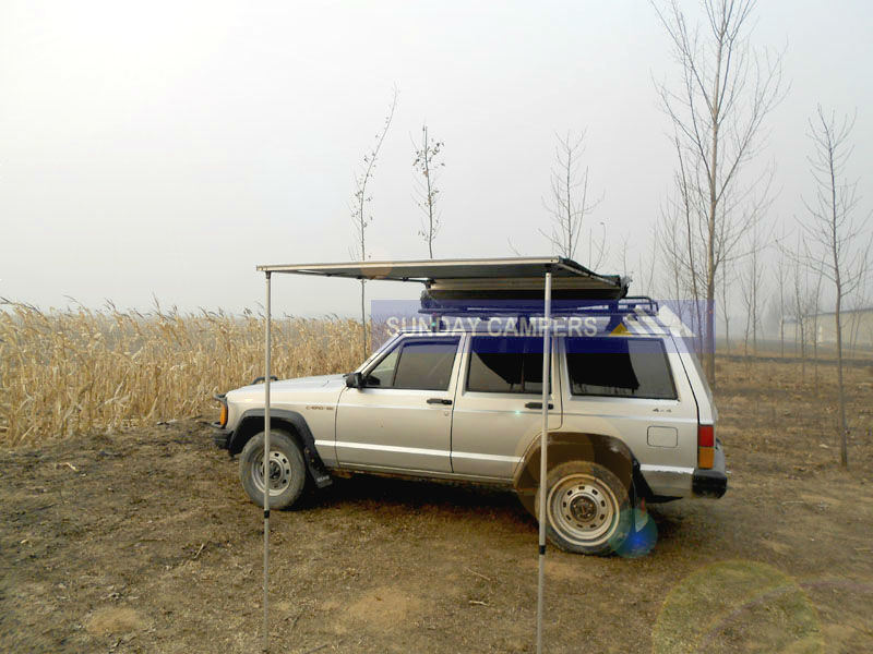 China Vehicle Awning Tent Side Awning for Saling Photos ...