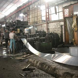 Half Copper (1%CU 1%Ni) 201 Cold Rolled Stainless Steel Coil