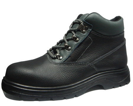 China Safety Boots With Electrical Hazard Protection - China Work Shoes Safety Boot