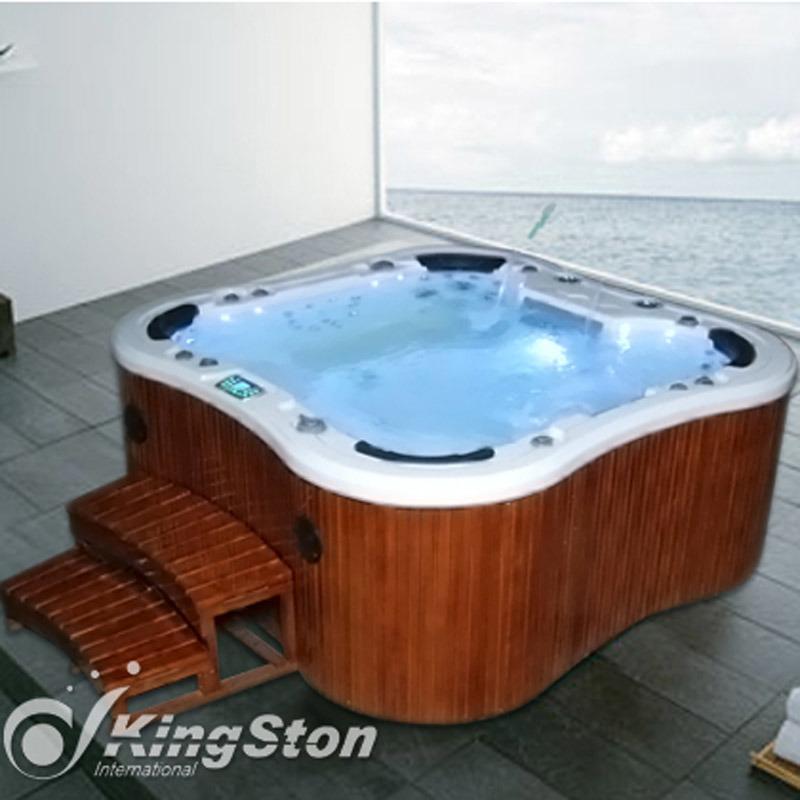 China Fitness Arc Jacuzzi SPA Bathtub (JCS-12)