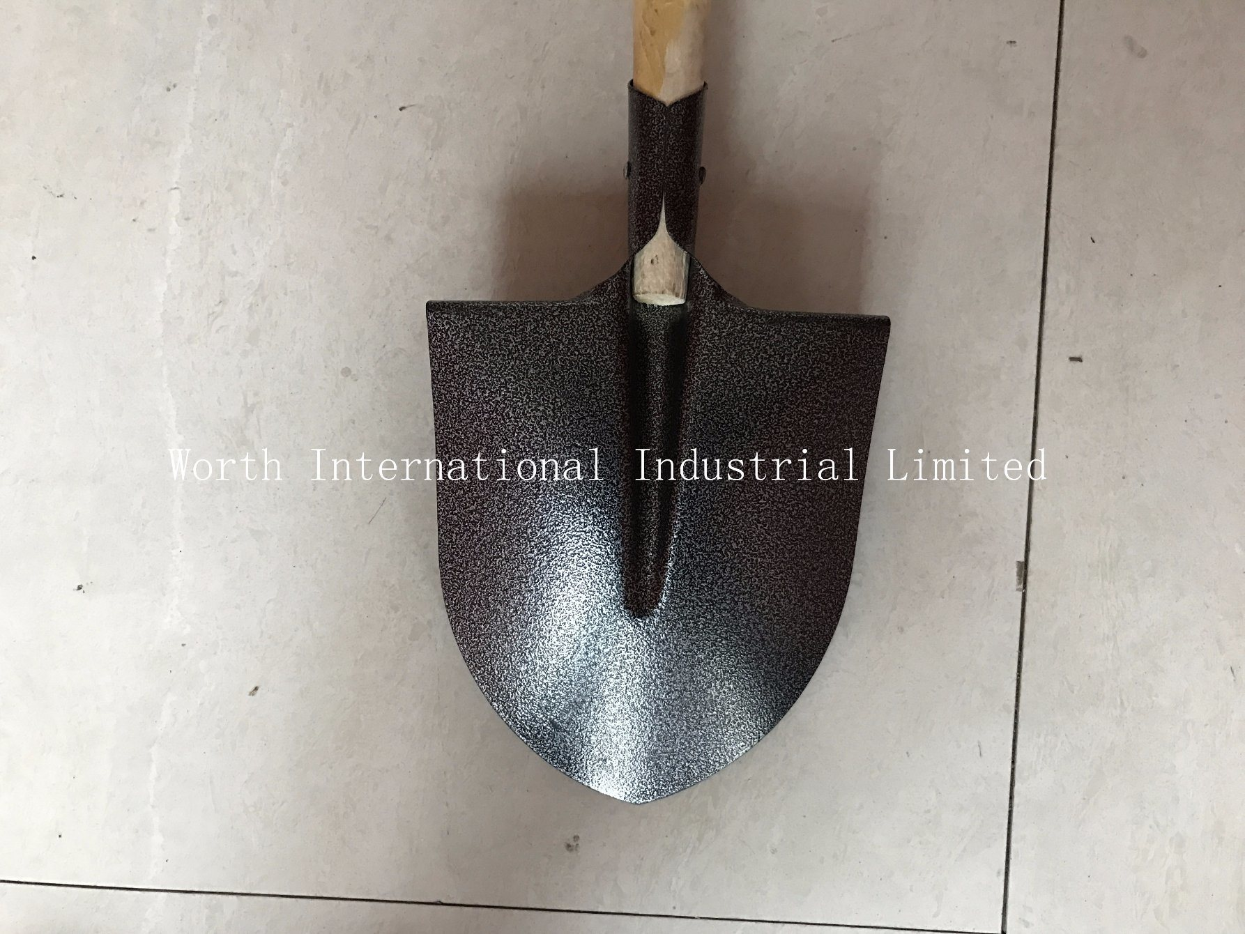 Small Wooden Handle Shovel