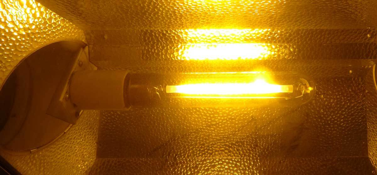 Grow Light Electric Ballast High Pressure Sodium Lamp150W