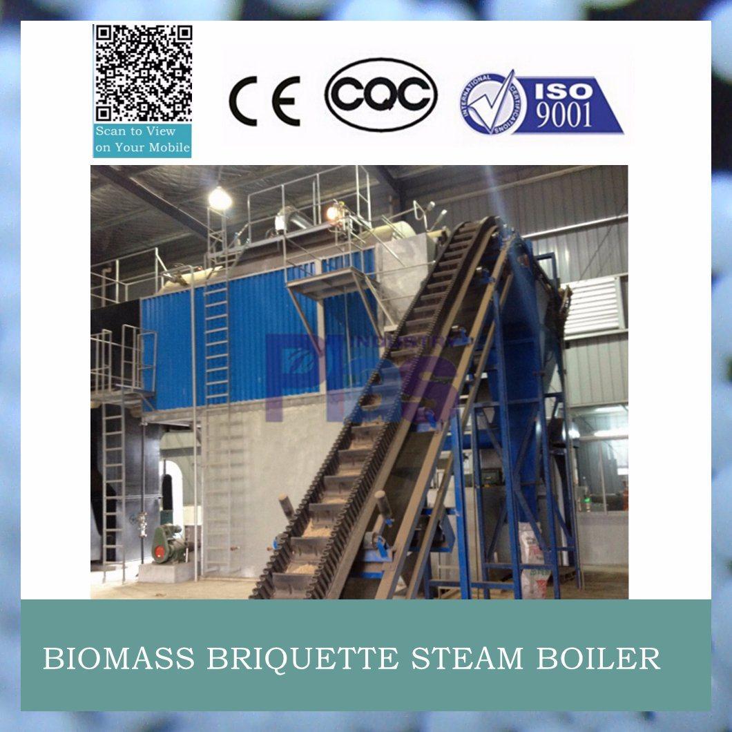 Biomass Briquette Boiler for EPS Machines