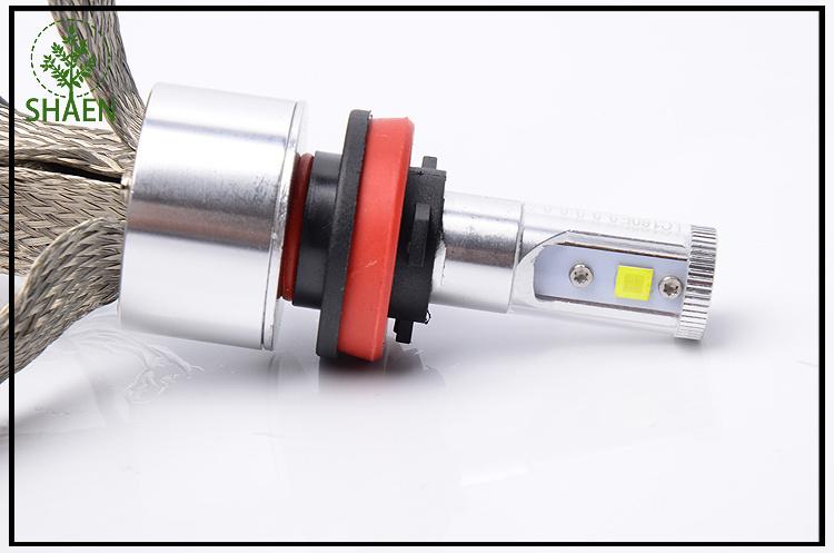 Super Bright 60W 6000lm LED Auto Headlight