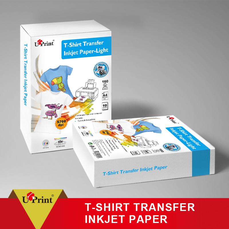 T-Shirt Transfer Paper A3 Sublimation Paper T-Shirt Transfer Inkjet Paper