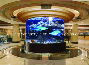 China custom fish tanks photos pictures made in for Custom made fish tanks