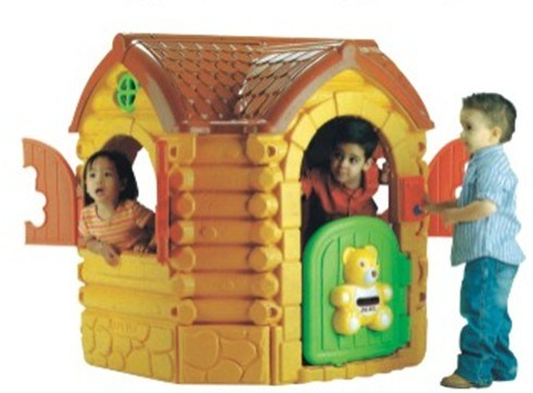 2014 New Style Playhouse /Plastic Toys with CE Certificate (QQ3-C108-2)