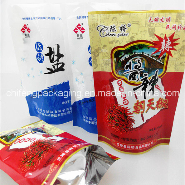 Food Packaging Bag for Potato Chips
