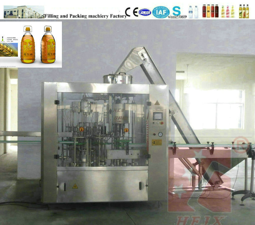 Oil Filling Machine, Olive Oil Machine, Liquid Filling Machine Oil