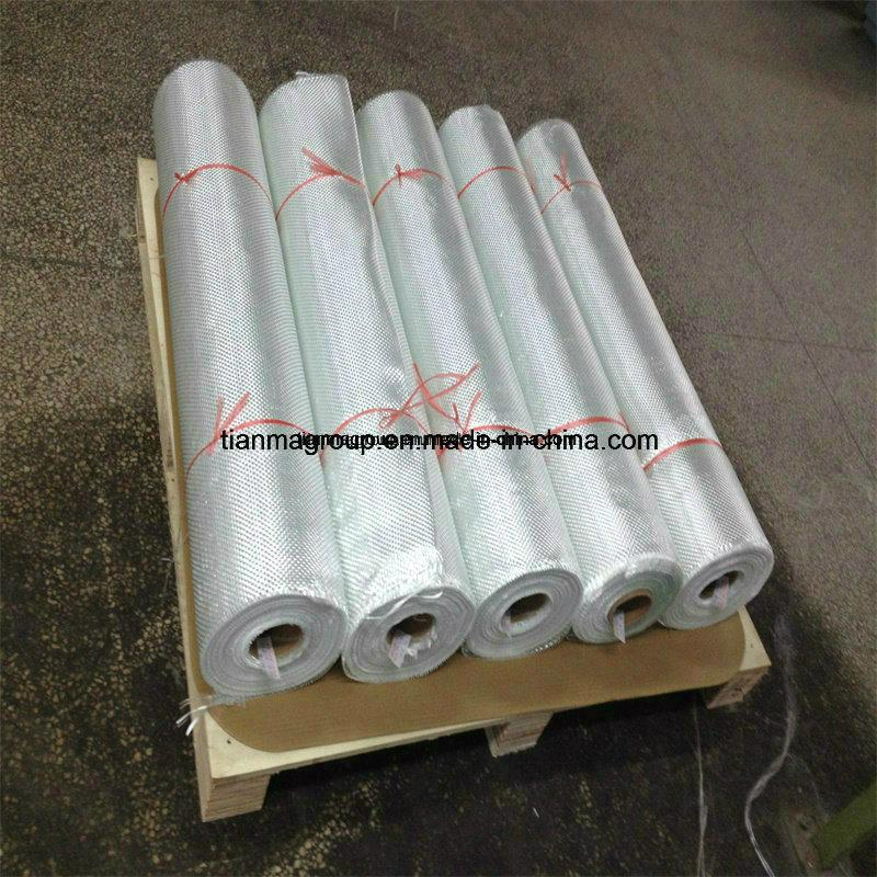 Fiberglass Fabric Glassfiber Woven Roving for FRP Sea FRP Boat Pipe Auto Part
