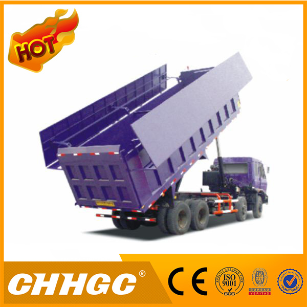 Manufacturer OEM Dump Truck Cheap Dumper with Cover