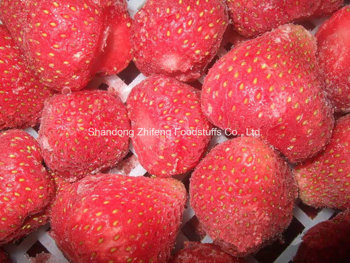 New Crop IQF Frozen Strawberry