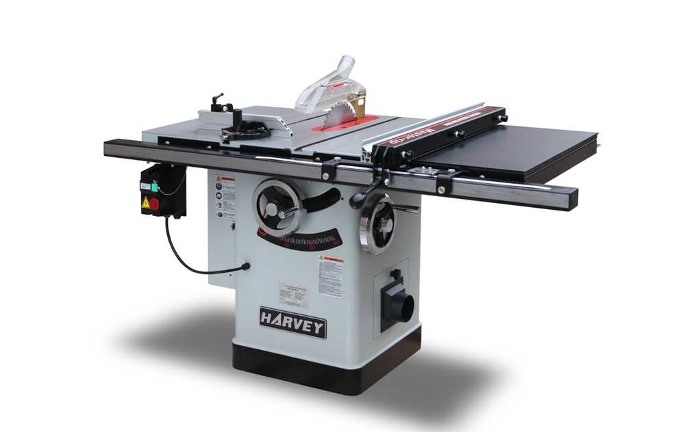 Woodworking Machine HW110LGE-30 Left Tilting Arbor Riving Knife Woodworking Table Saw