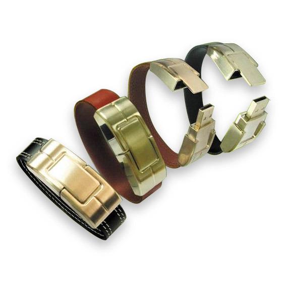 China Leather Bracelet USB Flash Drive - China Usb Flash ...