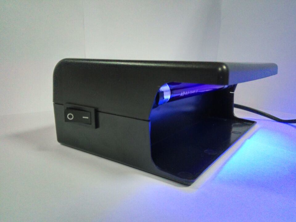 Electronic Money Detector with UV Lamp