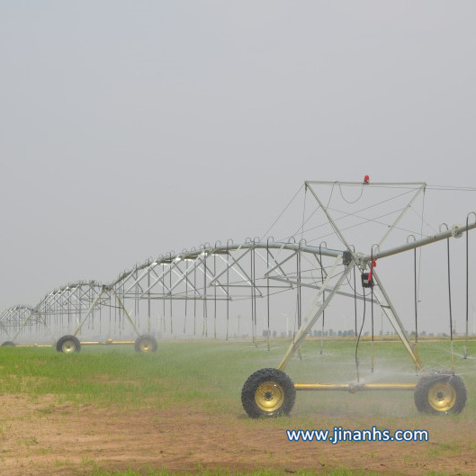 Center Pivot Irrigation System for Farm