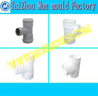 Male and Female Tee Fitting Mould