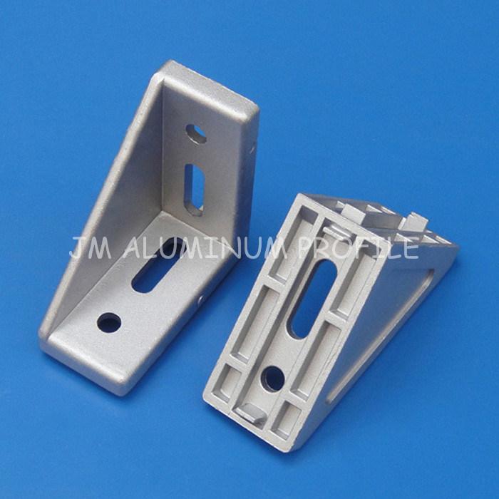 45X90 Slot10 Corner Angle L Brackets Connector Fasten Connector Aluminum Profile Accessories