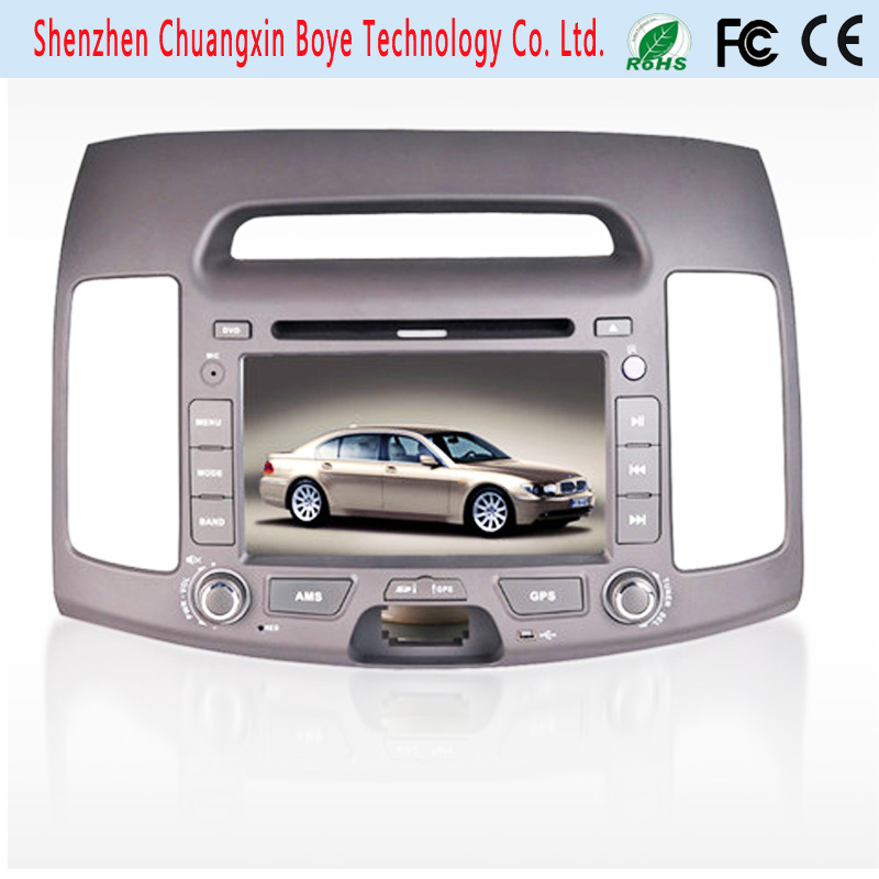 Car GPS Navigation/Auto DVD MP4 Player for Hyundai Elantra 2010
