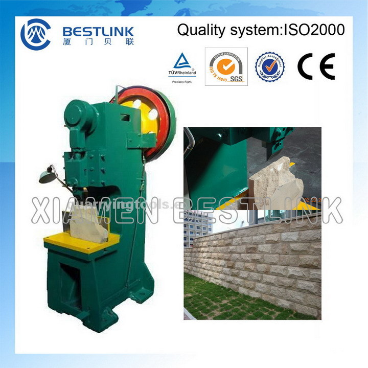 Split Face Stone Brick Cutting Machine