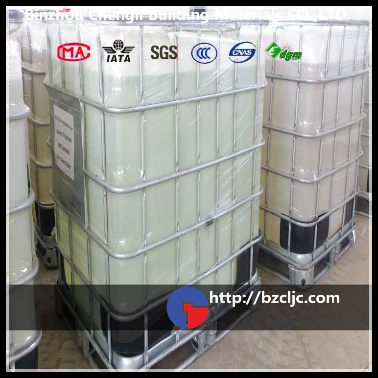 PCE Cement Additive Polycarboxylate Ether Plasticizer Cement