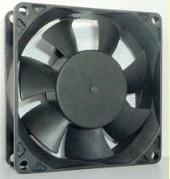DC 8025 Brushless Fan 80X80X25mm Axial Flow Fan