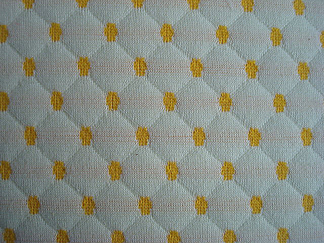 Jacquard DOT Air Layer Knit T/C Fabric