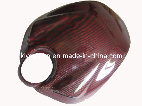 Carbon Fiber Fuel Tank Cover for Buell Xb
