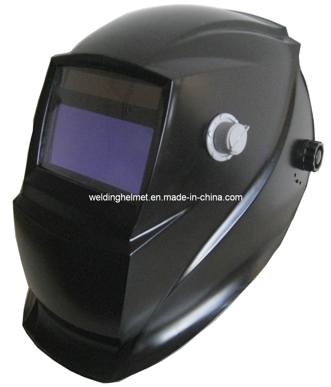 CE/ANSI/CSA Approved/Cr2032 Battery Welding Helmet (F1190ST)