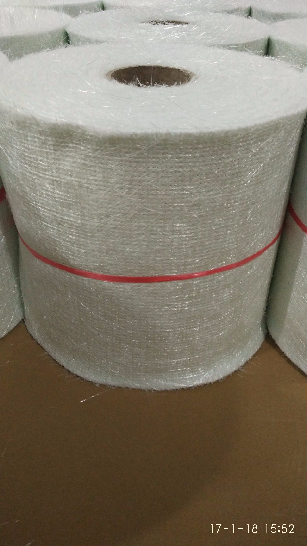 Fiberglass Stitched Chopped Strand Mat Stitch Fabric Cloth for Pipe Boat