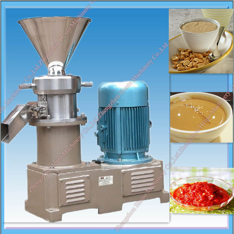 Best Selling Stainless Steel Peanut Butter Milling machine
