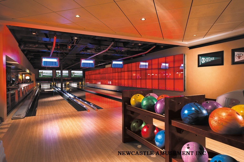 Bowling Alley Bowling