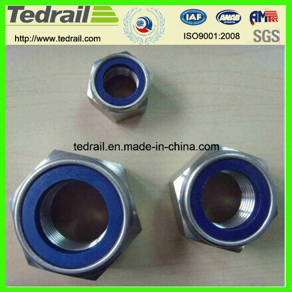 Nylon Insert Nut Lock Bolt