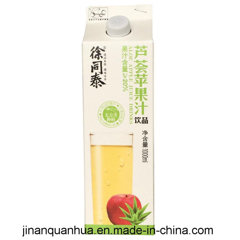 1 L Fresh Juice Gable Top Carton