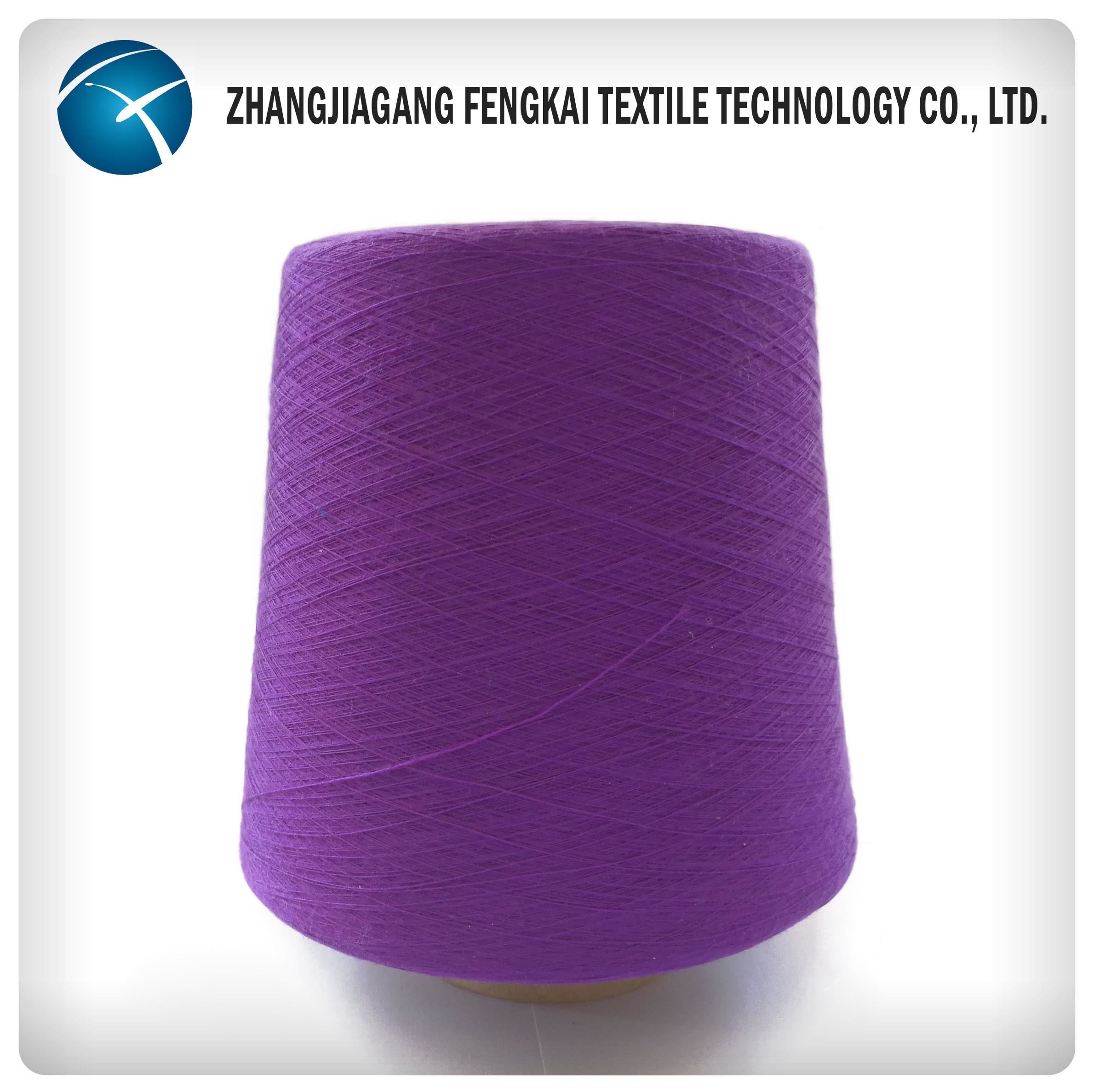 High Tenacity Dope Dyed Polyester Yarn