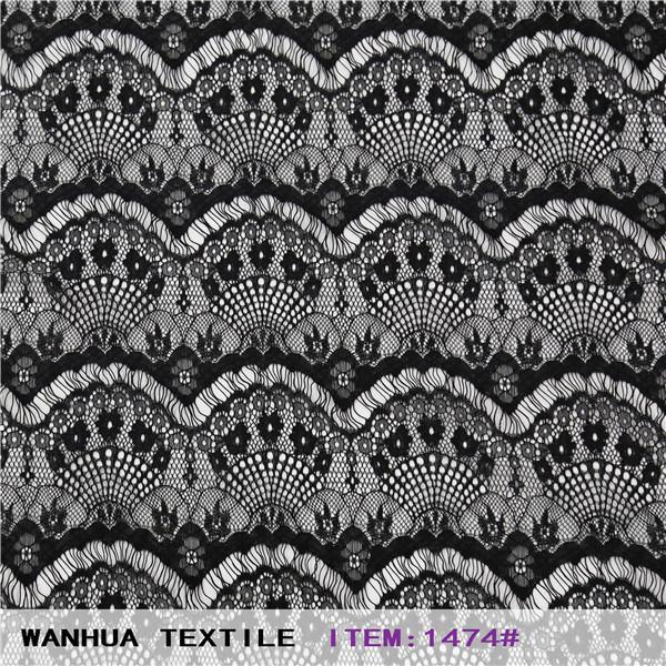 Elastic Netting Fabric Elastic Crochet Fabric