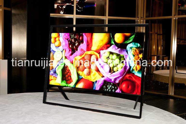 Fashion Sale 85inch 240Hz 4k Resolution 3D LED TV