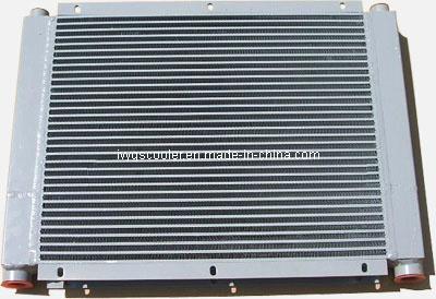 Aluminium Air Oil Cooler for Air Compressor