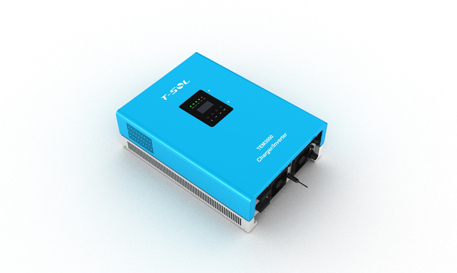 off-Grid Hybrid Power Solar Inverter with PV MPPT/ AC Charger (TEM3000)