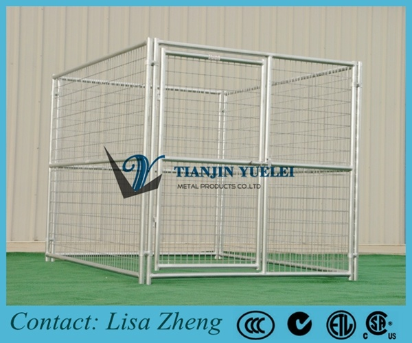 Heavy Duty Dog Cage with Hot DIP Galvanized