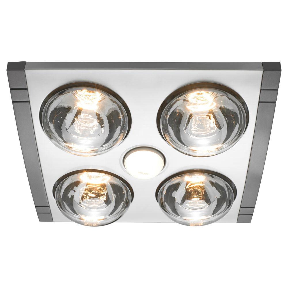 Halogen Lamp for Bathroom Heater